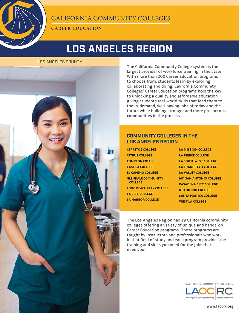 CTE FactSheets Los Angeles