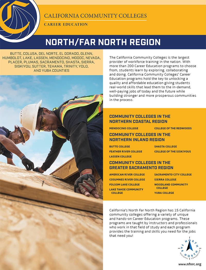 CTE FactSheets North Far North