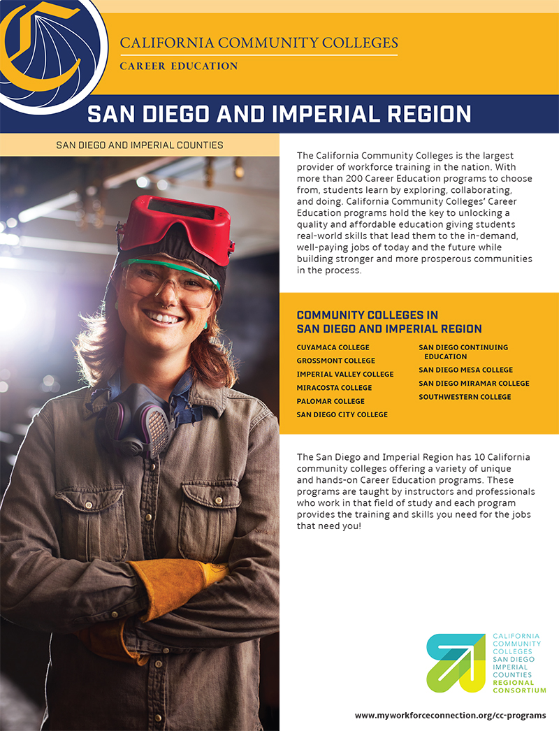 CTE Fact Sheets San Diego Imperial